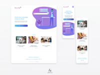 Voicify Landingpage