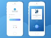 My Voice app concept