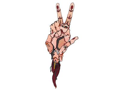 FH&Tech. 7 Finger Hand