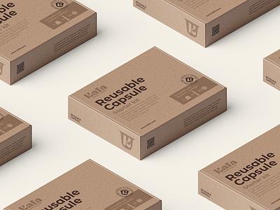 Kafa  packaging font design font pakaging design logo design logotype brand logo