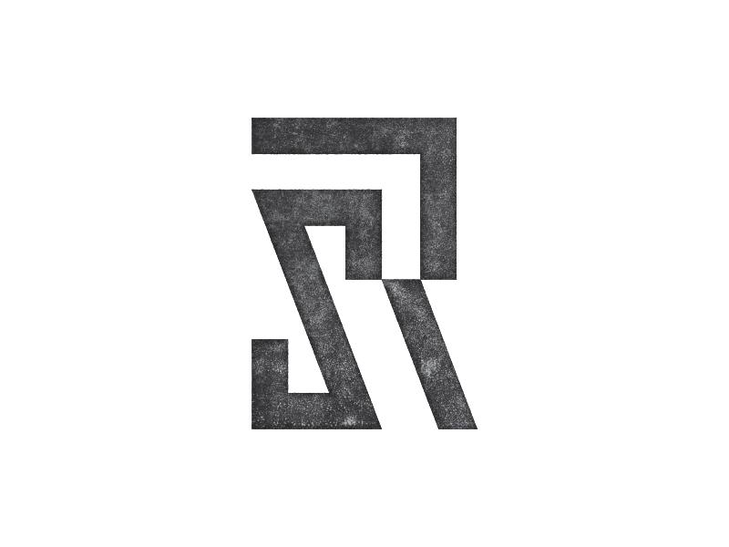 Sr Monogram By Mcraft On Dribbble