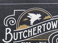 Butchertown Mural