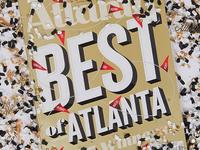 Best of Atlanta Cover