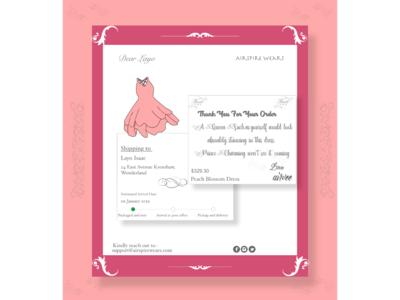 Email Receipt ux-ui daily ui challenge email receipt ui design design