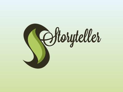 Storyteller fireworks logo web fonts