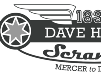 Memorial motorcycle ride t-shirt design