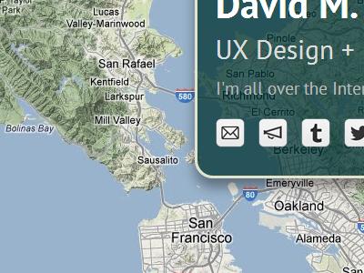 DaveHogue.com fireworks icons ux