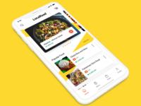 Local Food Ordering Mobile app