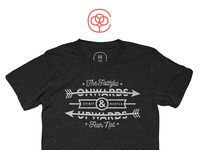 Onwards & Upwards shirt