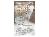 Fancy Feet Dress Shoes Ad