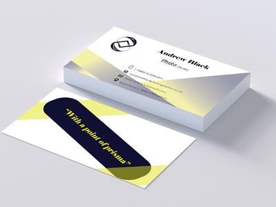 Business card concept illustration vector logo identity icon branding design business card logo identity logo a day illustrator cc illustrator icon flat brand identity logo adobe illustrator