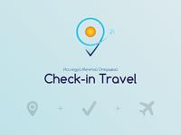 Logo Check in Travel