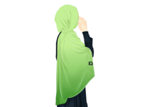 Vexel Art muslim hijab