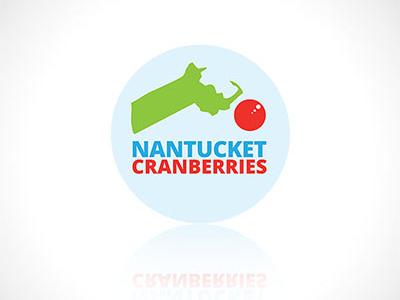 Nantucket Cranberries logo option