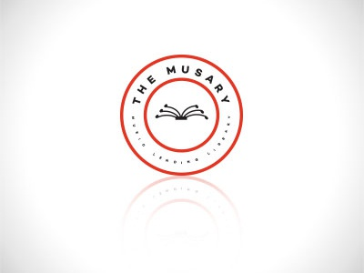 The Musary — Music Lending Library Logo
