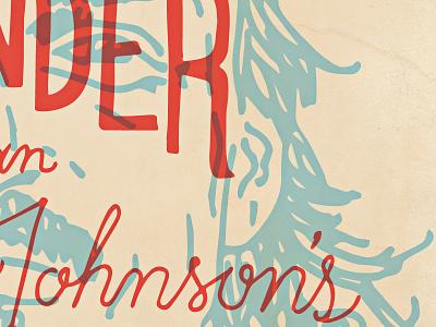 sneak peak illustration hand lettering overlay