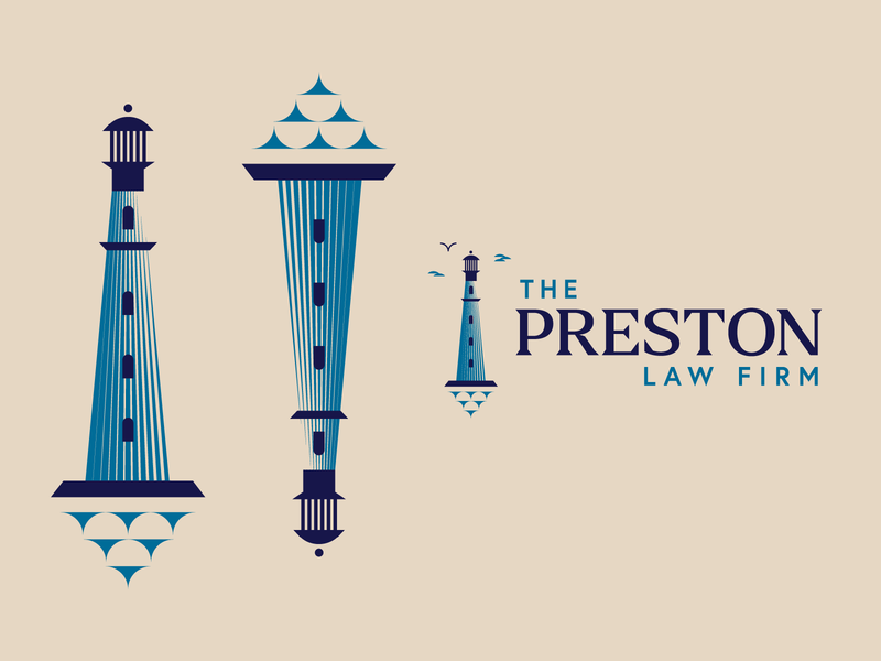 The Preston Law Firm florida freedom torch lighthouse lawyers legal lawyer