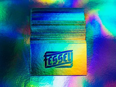 Fessey Brand holographic