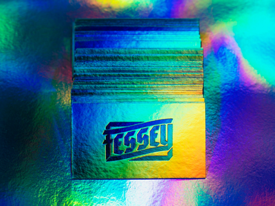 Fessey Brand holographic