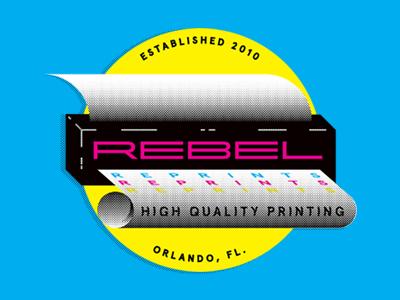 Rebel Reprint AW17
