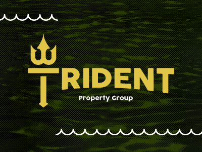 Trident Property Group triangle tripod trident