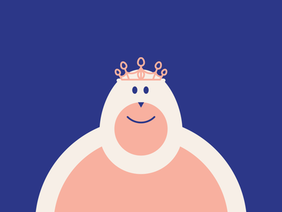 Albino King Kong
