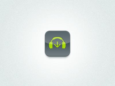 Beatport Icon button icone
