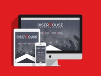 Riserhouse Entertainment Website