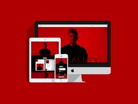 Seth Alley Website nashville pop artist music website