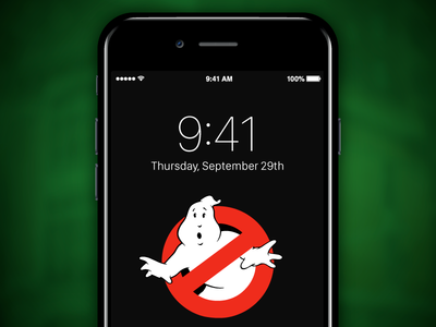 Ghostbusters iPhone Wallpaper