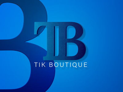 Tik Boutique- Logo Design