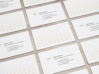 New business cards March 2015