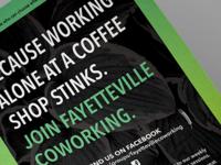 Fayetteville Coworking Flyer 2