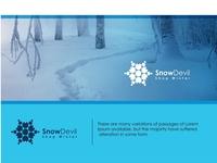 SnowDevil Branding