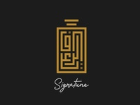 ALREFAEE SIGNATURE Fragrance LOGO