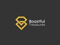 Logo Boastful Treasures