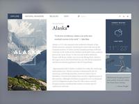 Alaska Travel info (WIP)