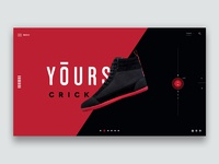 Yours red