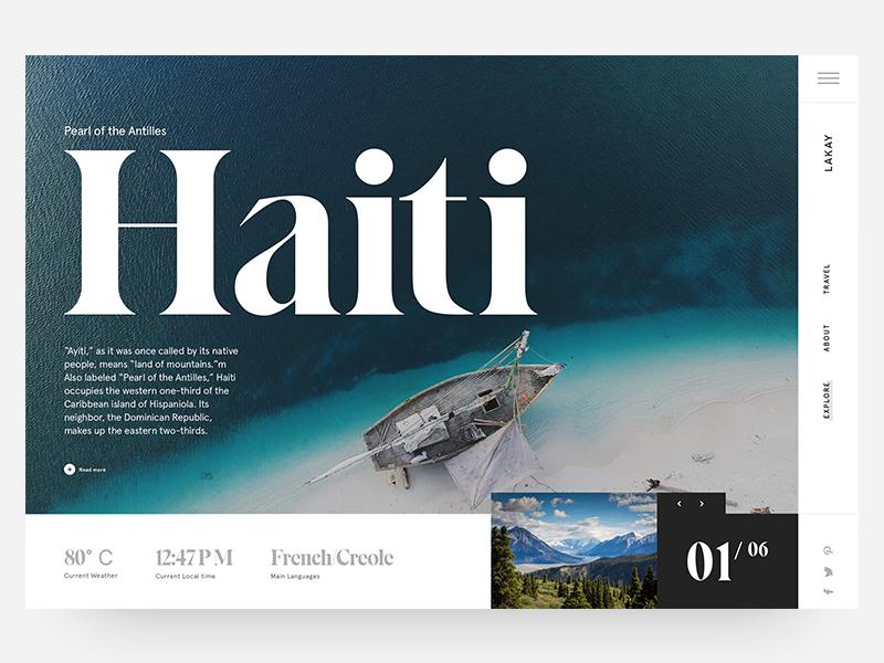 Haiti d