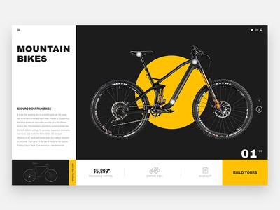 Type Exploration — 003 website web ux ui responsive product layout page landing clean typography type
