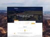 Exclusive Properties Website
