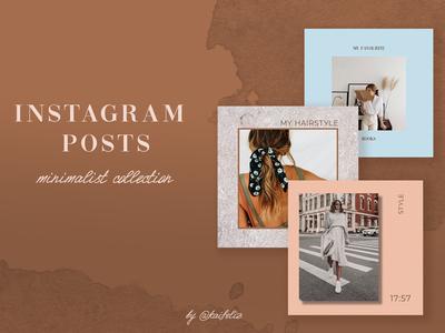 Instagram Posts Template