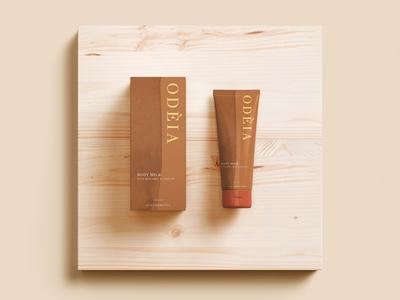 Skin care branding