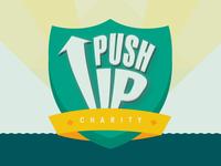PushUp Charity new Logo