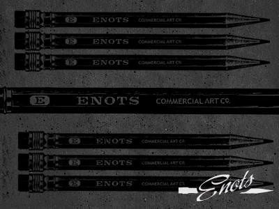 Enots pencils