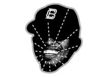 Baseball Smile Head