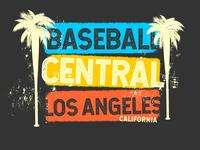 BC/LA Tourist Shirt