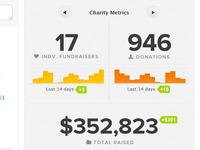 Charity Metrics