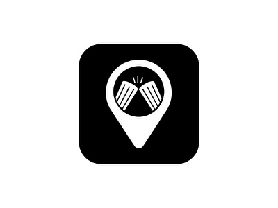 Social Chug Icon and more round gps location clink beers mugs cheers branding