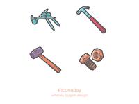 Tiny tool box icon pack no. 2